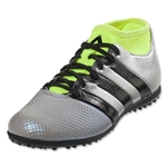 adidas Ace 16.3 Primemesh TF Junior (Silver Metallic/Black/Solar Yellow)
