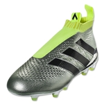 adidas Ace 16+ Purecontrol FG (Silver Metallic/Black/Solar Yellow)