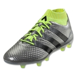 adidas Ace 16.1 Primeknit FG (Silver Metallic/Black/Solar Yellow)