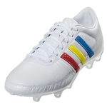 adidas Gloro 16.1 FG (White/Solar Yellow)
