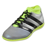 adidas Ace 16.3 Primemesh IN (Silver Metallic/Black/Solar Yellow)