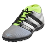 adidas Ace 16.3 Primemesh TF (Silver Metallic/Black/Solar Yellow)