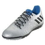 adidas Messi 16.3 TF (Silver Metallic/Black/Shock Blue)
