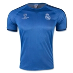Real Madrid 15/16 Europe Training Jersey