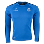 Real Madrid 15/16 Europe Training Top