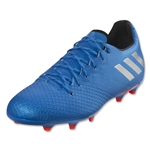 adidas Messi 16.3 FG (Shock Blue/Silver Metallic)