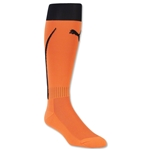 PUMA Power 5 Sock (Neon Orange)
