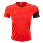 adidas X Polyester Tee (Red)