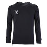 adidas Youth Messi Hoody (Black)