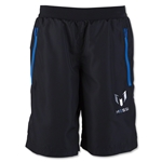 adidas Youth Messi Woven Short 2 in 1 (Black)