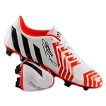 Steven Gerrard White Predator Cleat