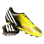 Steven Gerrard Yellow Predator Cleat