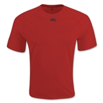 adidas ClimaLite T-Shirt (Red)