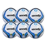 Senda Valor Club Ball 6 Pack