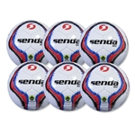 Senda Apex Match Ball 6 Pack