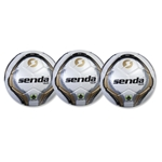 Senda Volta Premier Ball 3 Pack (Gold/Grey)