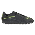 Nike Hypervenom Phelon II IC Junior (Black/Volt)