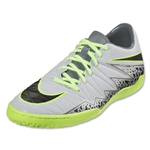 Nike Hypervenom Phelon II IC (Pure Platinum/Black)