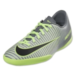Nike Mercurial Vapor XI IC Junior (Pure Platinum/Black)