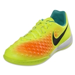 Nike Junior Magista Opus II IC (Volt/Black)