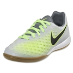 Nike Magista Opus II IC Junior (Pure Platinum/Black)