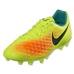 Nike Junior Magista Opus II FG (Volt/Black)