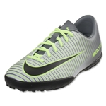 Nike Mercurial Vapor XI TF Junior (Pure Platinum/Black)