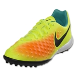 Nike Junior Magista Opus II TF (Volt/Black)