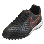 Nike Junior Magista Opus II TF (Black/Total Crimson)
