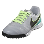 Nike Tiempo Legend 6 TF Junior (Wolf Gray/Black)