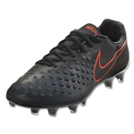 Nike Magista Opus II FG (Black/Total Crimson)