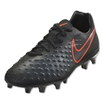 Nike Magista Onda II FG (Black/Total Crimson)