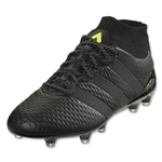 adidas Ace 16.1 Primeknit FG (Black/Solar Yellow)