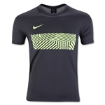 Nike Youth Academy GX Top (Dk Gray)
