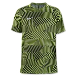 Nike Youth Squad GX Training Top (Neon Yellow)