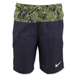 Nike Youth Squad Woven GTX Short (Neon Yellow)