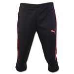 PUMA IT evoTRG 3/4 Pant 16 (Black/Red)