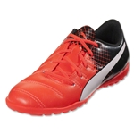 Puma evoPower 4.3 TT Junior (Red Blast/Puma White/Puma Black)