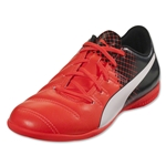 Puma evoPower 4.3 IT Junior (Red Blast/Puma White/Puma Black)