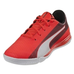 Puma evoSpeed Star S Junior (Red Blast/White/Black)