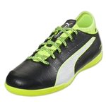 Puma evoTouch 3 IT Junior (Black/White/Quarry)
