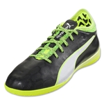 Puma evoTouch 2 IT (Black/White/Safety Yellow)