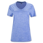 Under Armour Women's Twist Tech Tee (Blue)