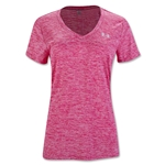 Under Armour Women's Twist Tech Tee (Red)