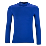 Under Armour ColdGear Boy's Armour Mock (Royal Blue)