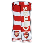 Arsenal Wall Scarf Sign