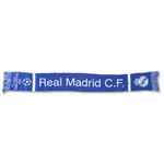 Real Madrid UCL Scarf