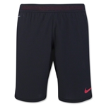 Nike AeroSwift Strike Shorts (Black/Red)