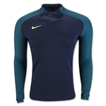 Nike AeroSwift Strike 1/4 Zip Top (Navy)