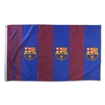 Barcelona Bar 5x3 Flag